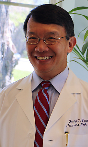 Dr. Quang T Tran, MD | Head & Neck Associates of Bay County, P.A. | Otolaryngologist | Panama City, Florida