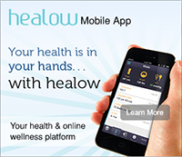 Healow Mobile Health App